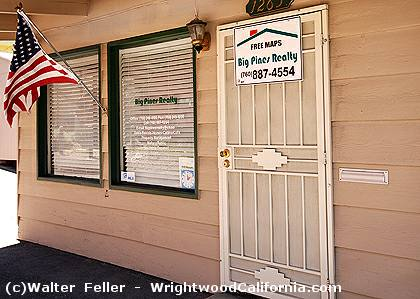 Big Pines Realty, Wrightwood California real estate